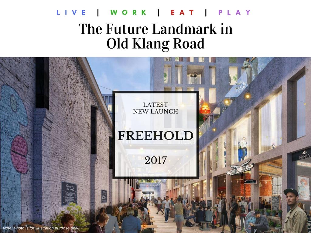Exsim Millerz Square Old Klang Road Freehold KL Kuala Lumpur Malaysia